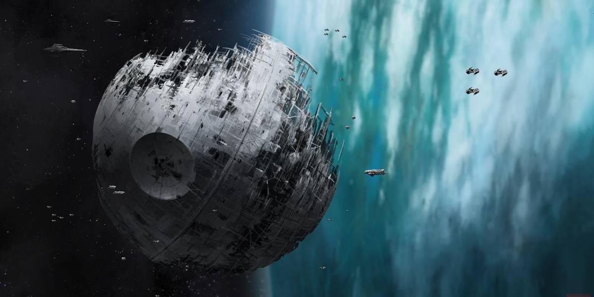 Así construiría la NASA su propia Estrella de la Muerte
