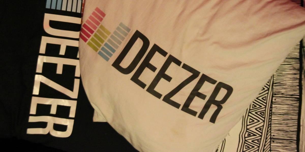 Deezer llega a EE.UU. con streaming de música sin compresión