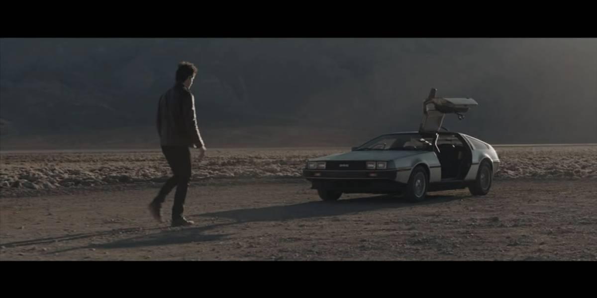 El DeLorean prepara su regreso con este particular comercial