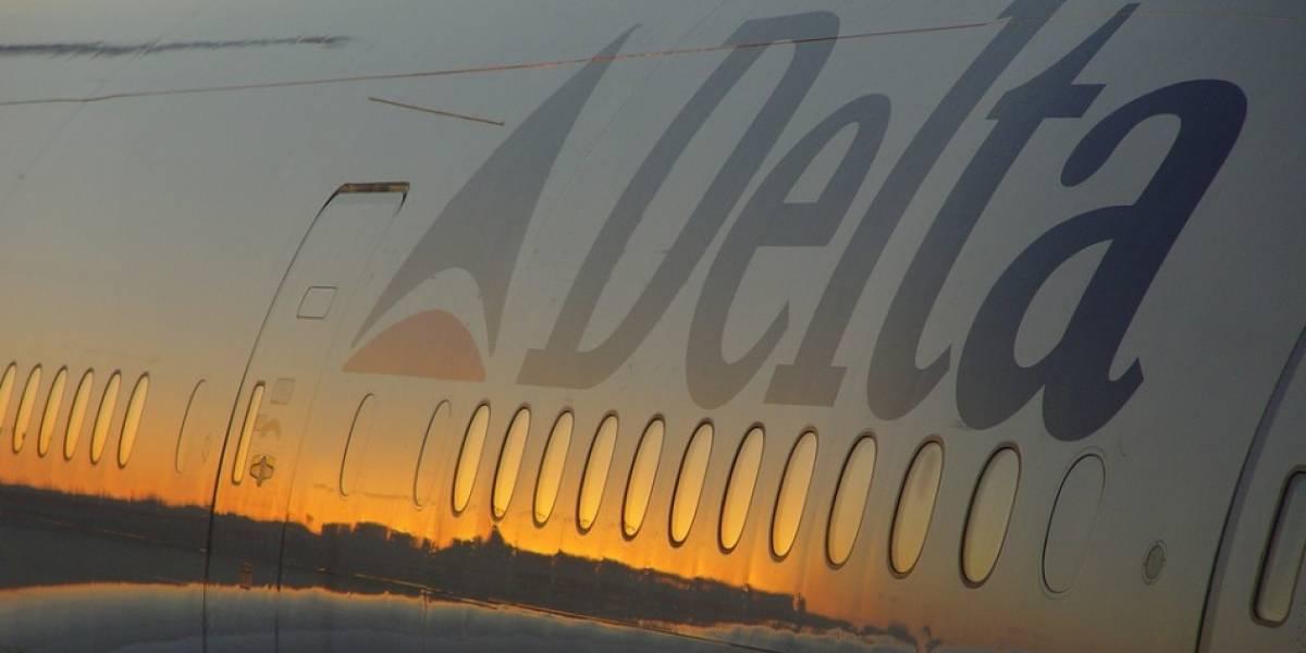Falla de seguridad en Delta permitió acceder a pases de abordar de otros pasajeros