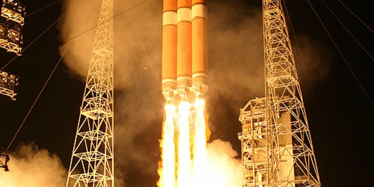 El mayor satélite del mundo ya está en órbita y es para espionaje