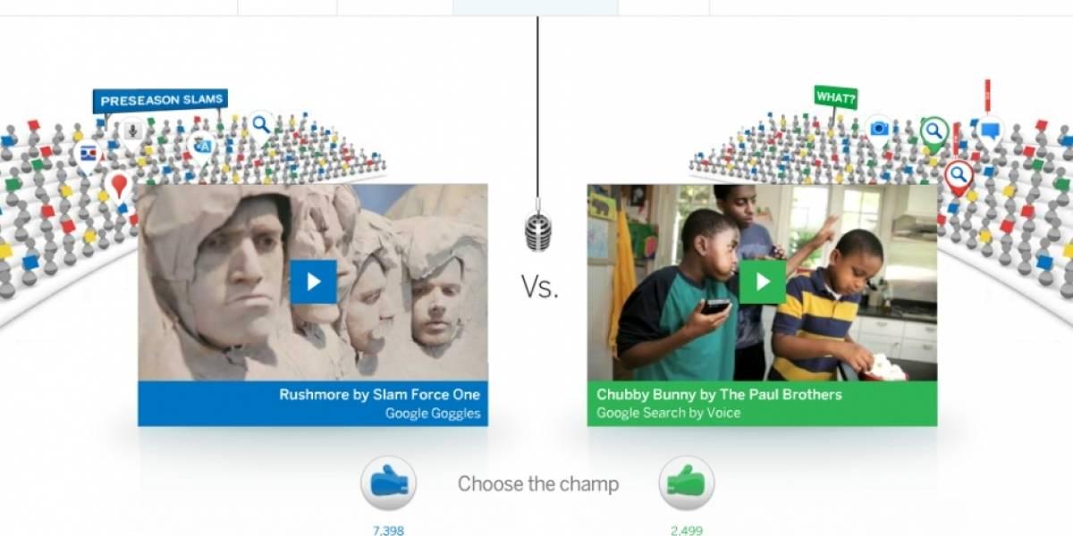 Demo Slam: Competencia de habilidades con tus gadgets