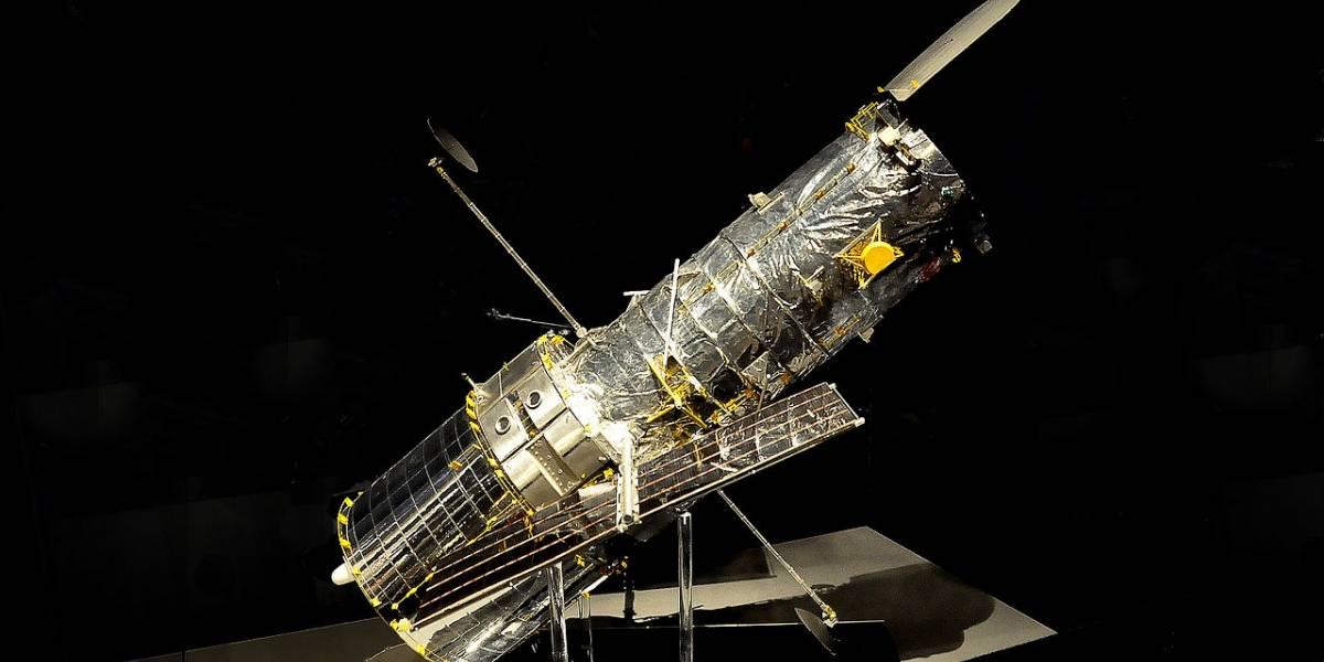 El telescopio Hubble encuentra una galaxia enana