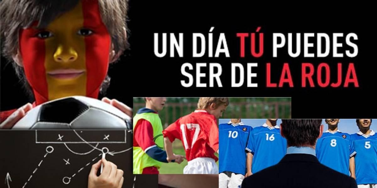 España: La primera red social de fútbol base y profesional