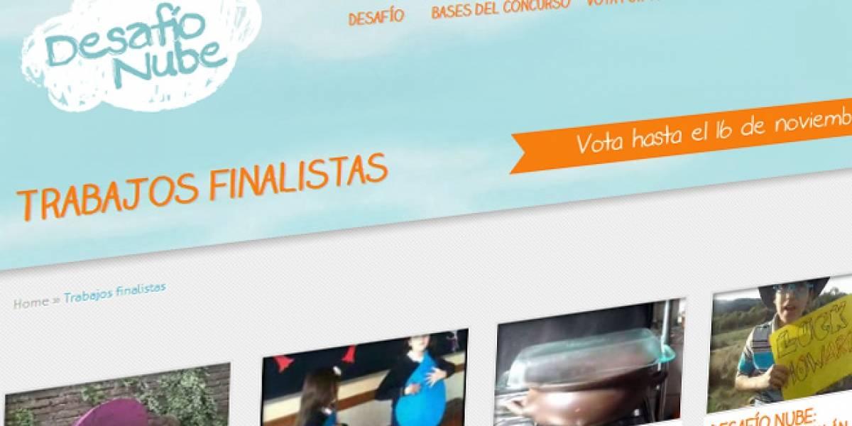 """Chile: Vota por el mejor video sobre """"qué es una nube"""", según escolares"""