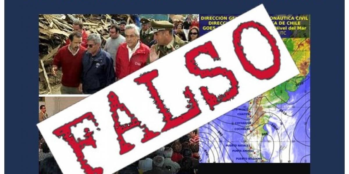 Chile: Mail que anuncia apocalipsis natural es un virus