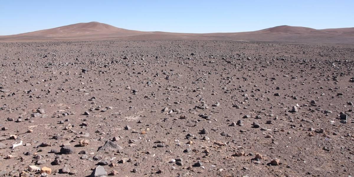 NASA realiza pruebas de vida en Marte en el desierto de Atacama