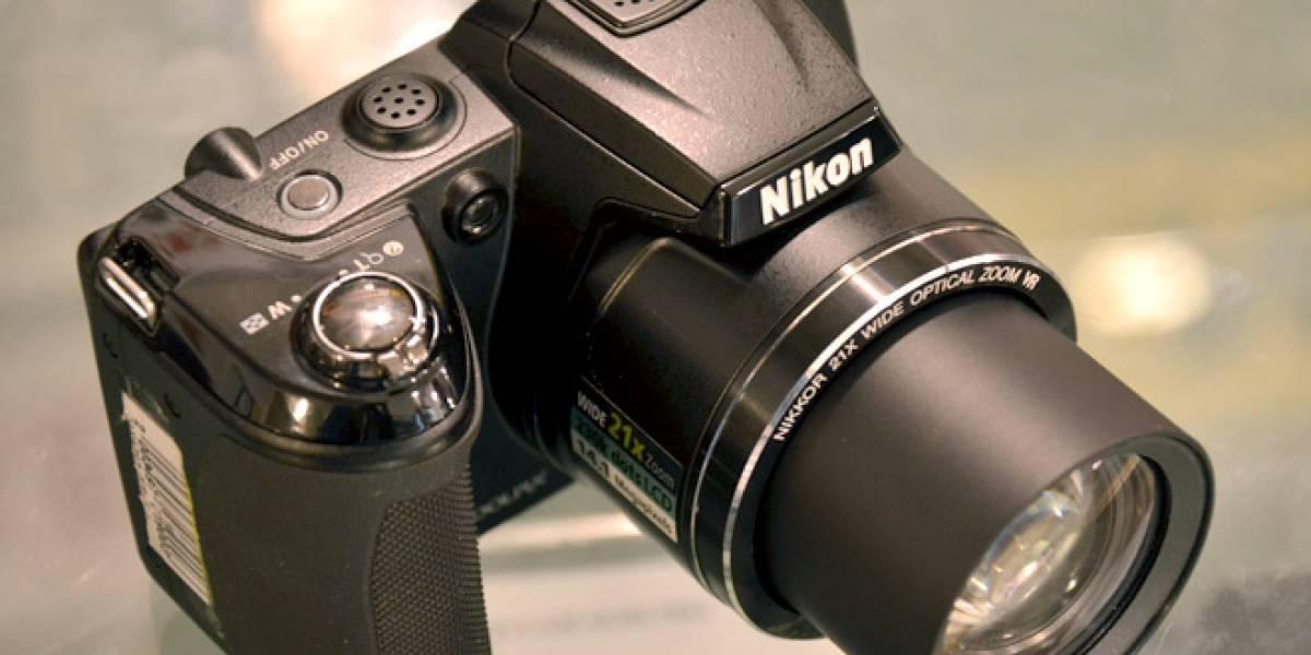 Nikon Coolpix L310 a primera vista
