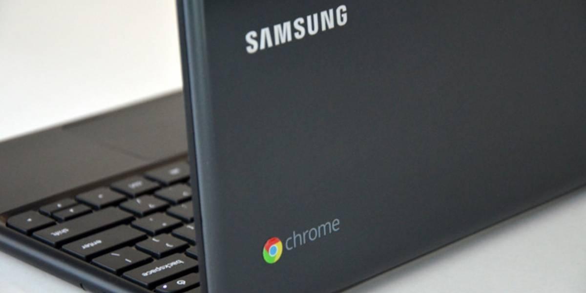Futurología: Google lanzaría Chromebooks con pantalla táctil