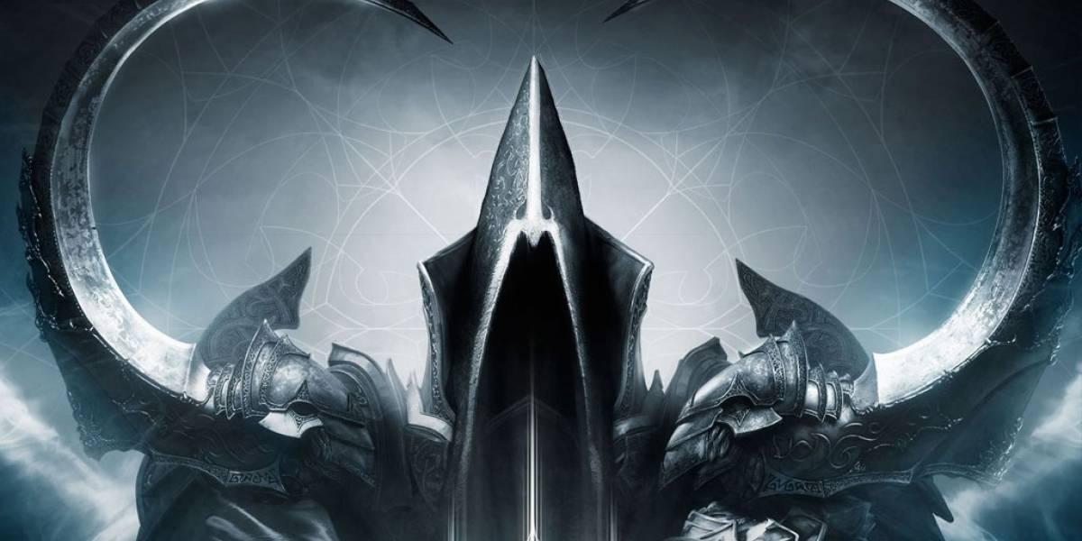 Diablo III anuncia su primera expansión: Reaper of Souls
