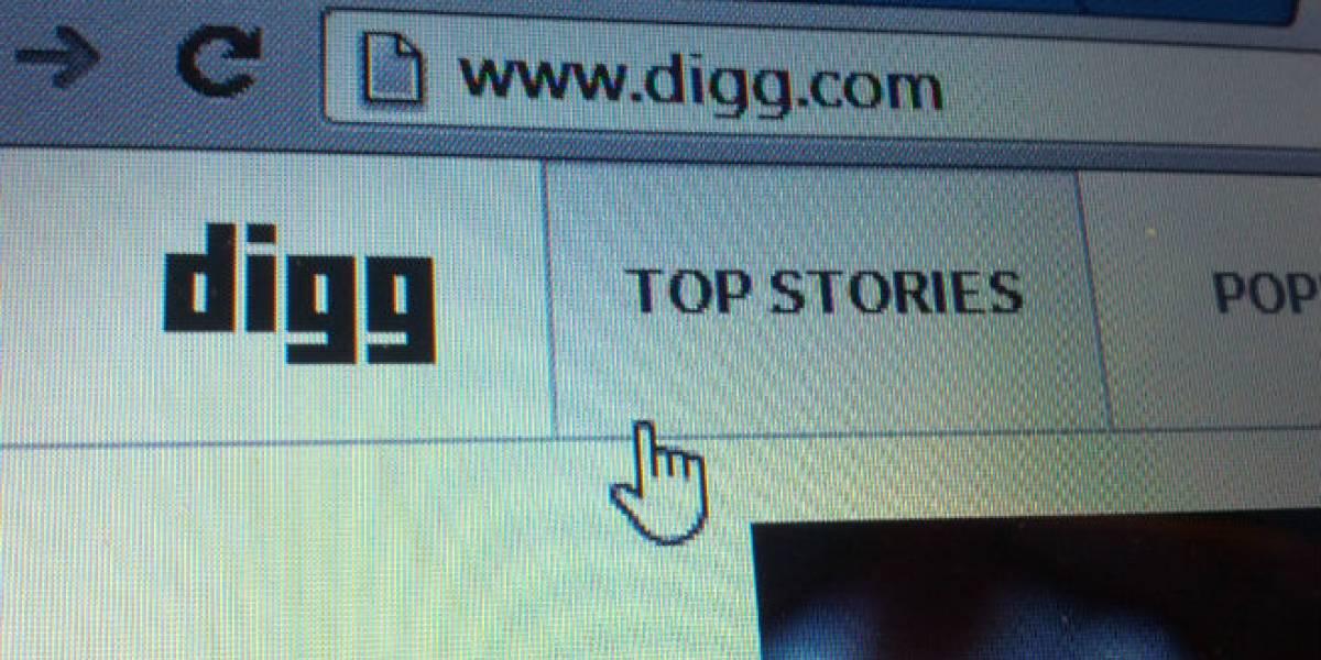 Digg creará su propio lector de RSS