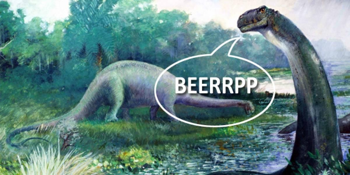 Los dinosaurios herbívoros habrían provocado el calentamiento de la Tierra con sus propios gases