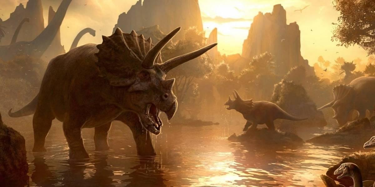 Conoce algunos de los diferentes dinosaurios que habitaban en México