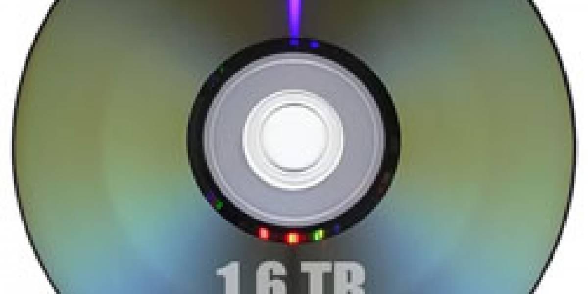Discos pentadimensionales de hasta 1.6TB