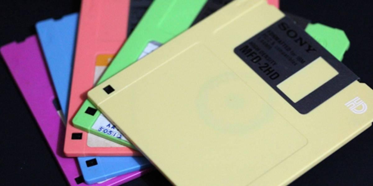 ¿#Teacuerdasde el diskette?