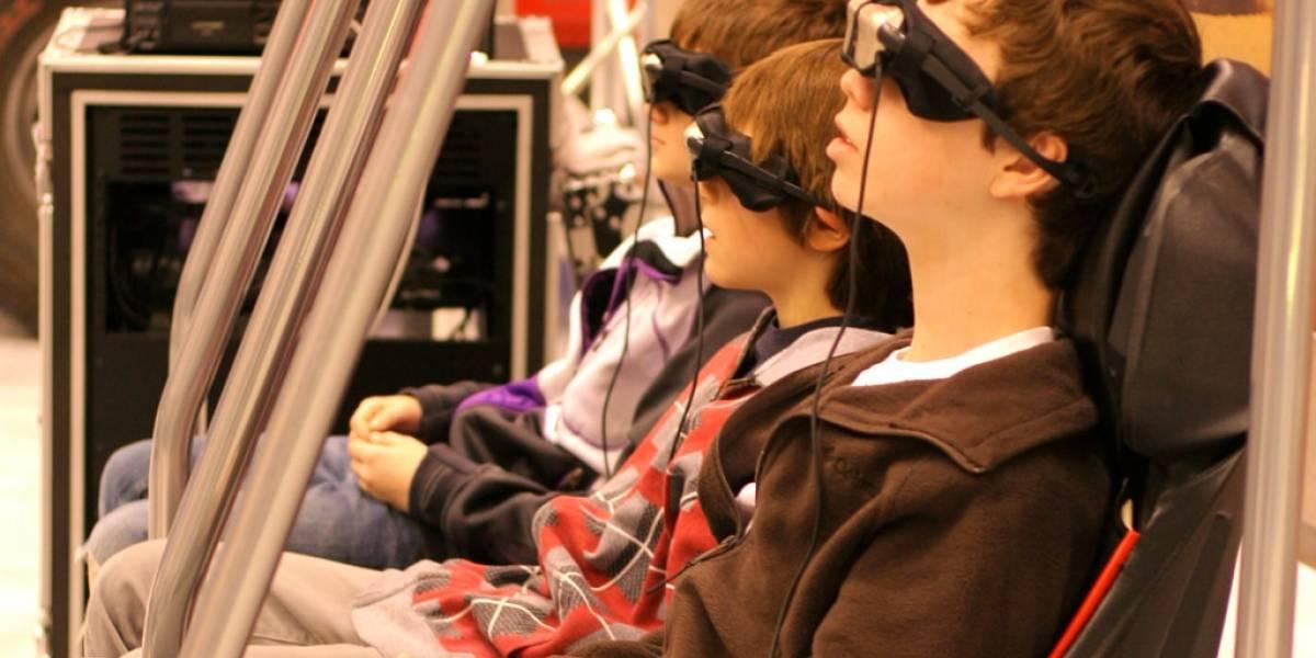 AMD anuncia LiquidVR, su tecnología para realidad virtual