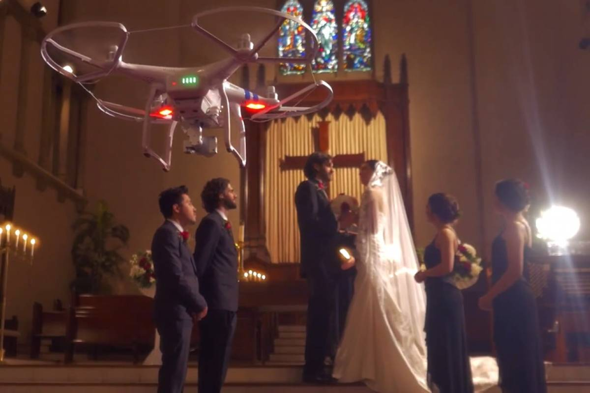 DJI presenta su nuevo dron Phantom 3
