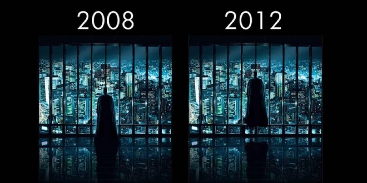 El nuevo trailer de The Dark Knight Rises rompe récord de visitas en iTunes