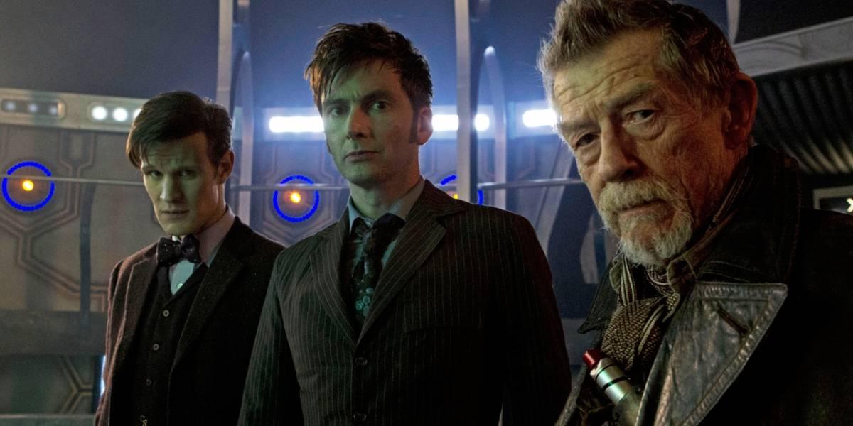 Especial de 50 años de Doctor Who se estrenará en 3D en cines de Latinoamérica