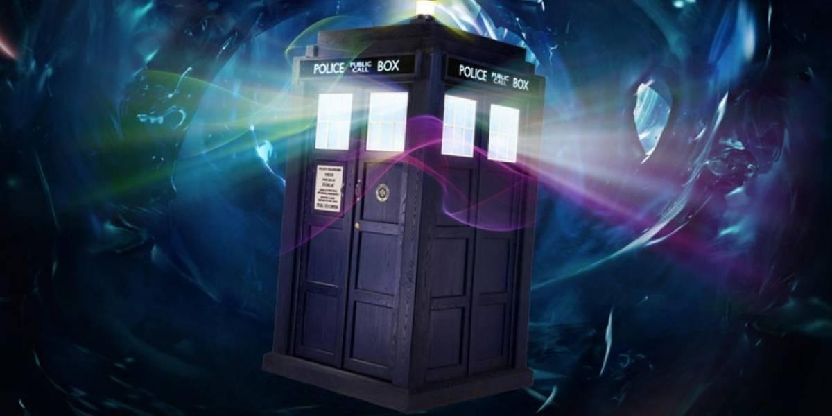 BBC lanza paquete de Doctor Who a través de BitTorrent