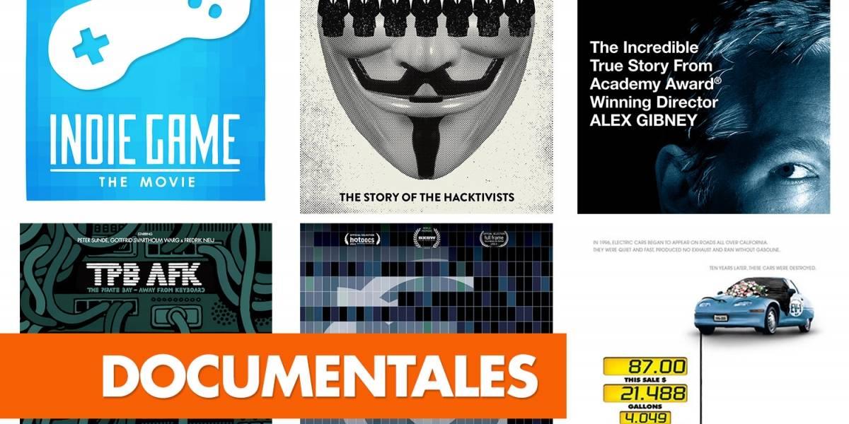 6 documentales de tecnología que te harán pensar
