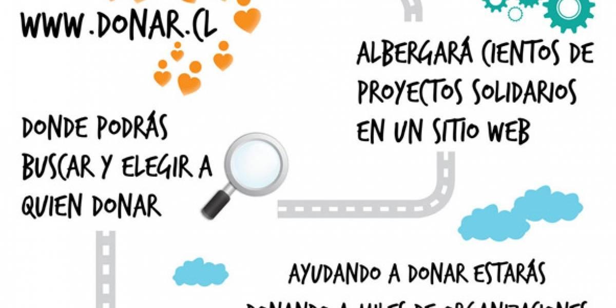 Donar.cl, un sitio para transparentar y dar dinero donde se necesita [FW Startup]
