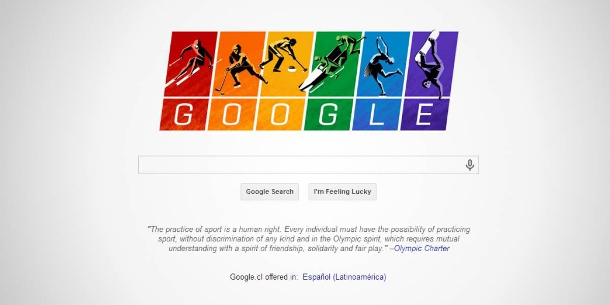Google protesta contra las leyes anti-gay de Rusia en nuevo doodle