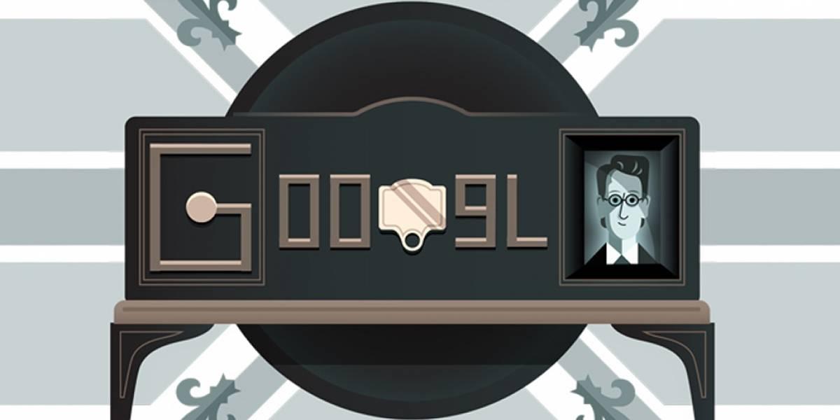 Doodle de Google celebra los 90 años de la primera transmisión publica de TV