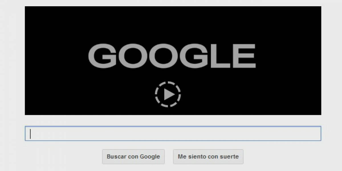 Google homenajea al diseñador gráfico Saul Bass en su doodle de hoy
