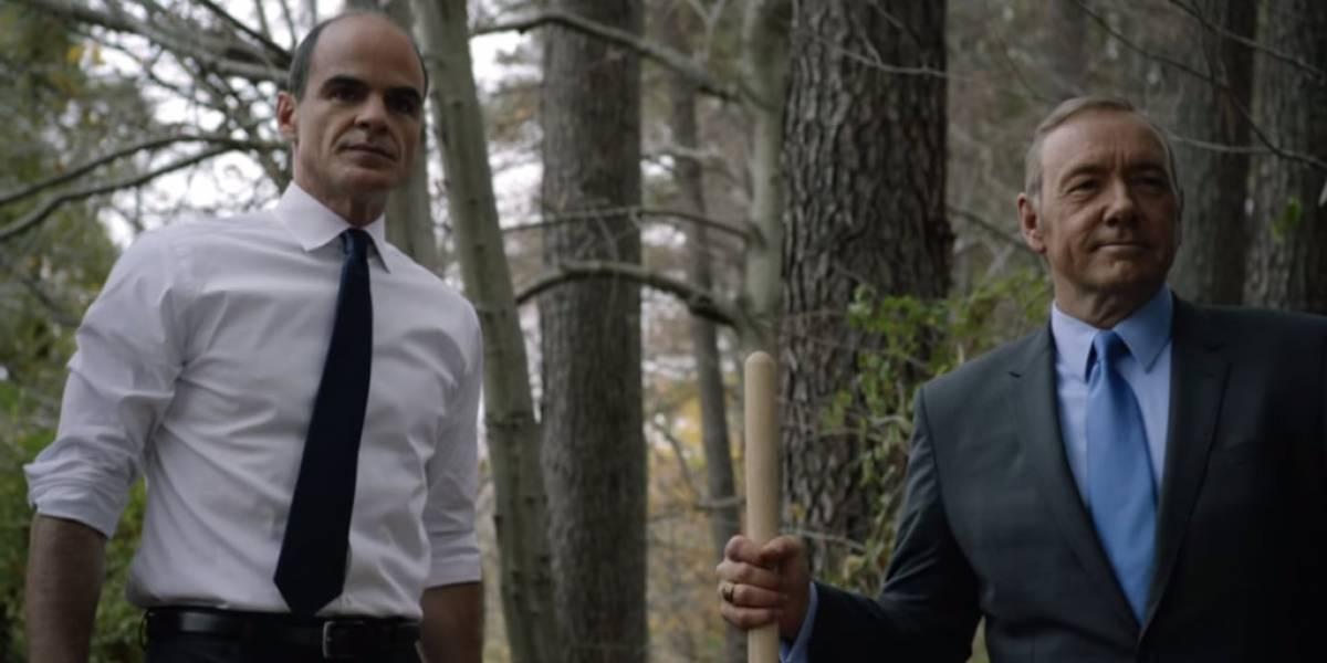 Este es el segundo avance de la cuarta temporada de House of Cards