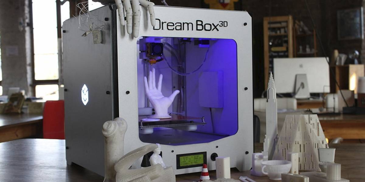 DreamBox 3D: Una de las primeras impresoras 3D hechas en Chile