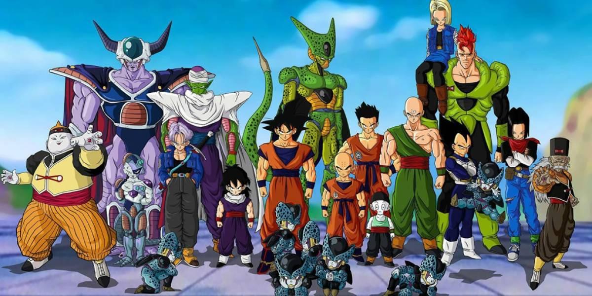 Dragon Ball regresa a la TV con nuevo anime