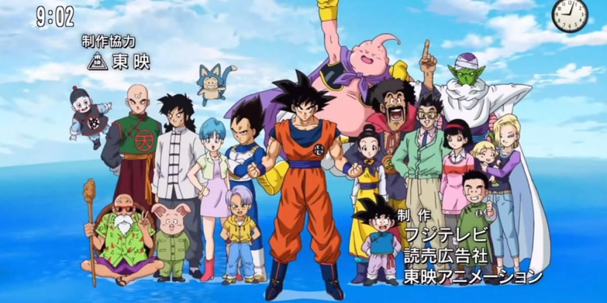 Conoce el intro y secuencia final de Dragon Ball Super
