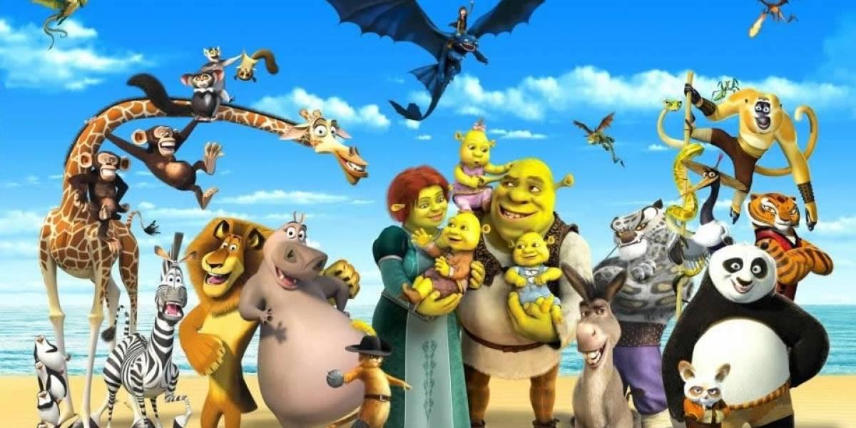 Netflix anuncia acuerdo exclusivo con DreamWorks Animation