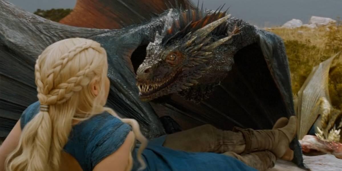 ¿Cuántos humanos necesitaría comer Drogon de Game of Thrones al día?