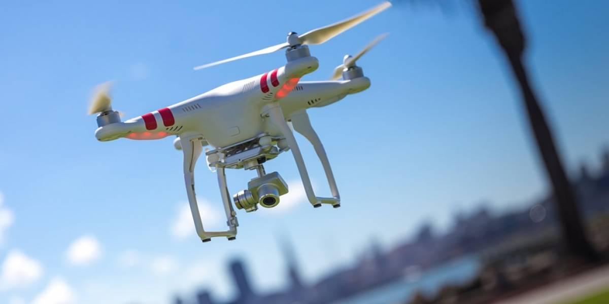 Chile recibirá la primera carrera oficial de drones en América Latina