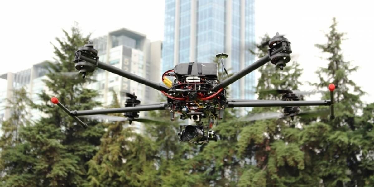 México: Estudiantes desarrollan dron para la Policia Federal