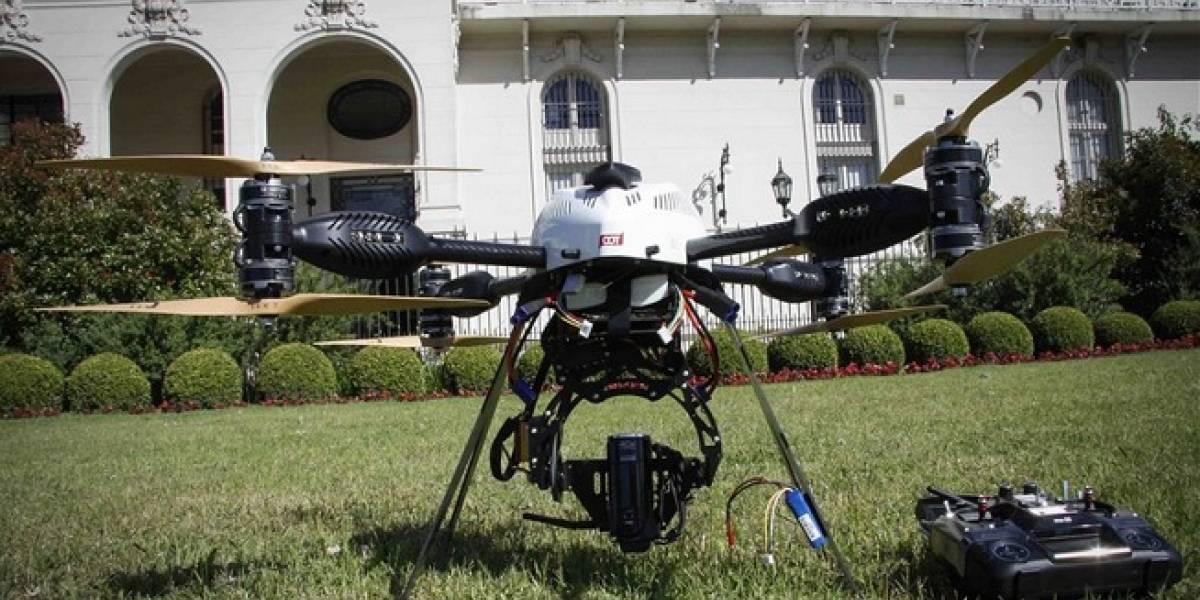Sujeto habría usado un drone para llevar drogas a la prisión en Australia