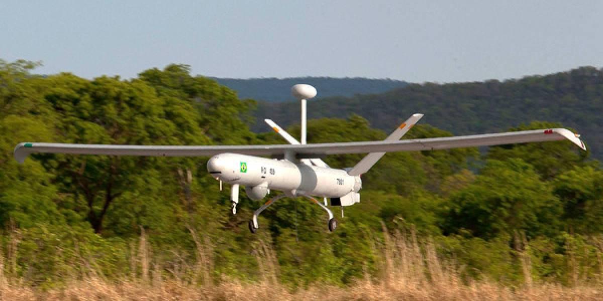 Polémica por drones ilegales que Brasil utiliza para vigilar su frontera con Paraguay y Argentina