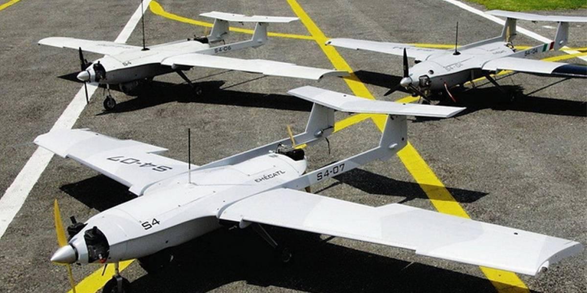 Gobierno de México usará drones para impedir la pesca furtiva
