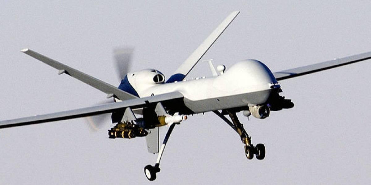 Europa plantea desplegar aviones-robot en sus fronteras para controlar la inmigración