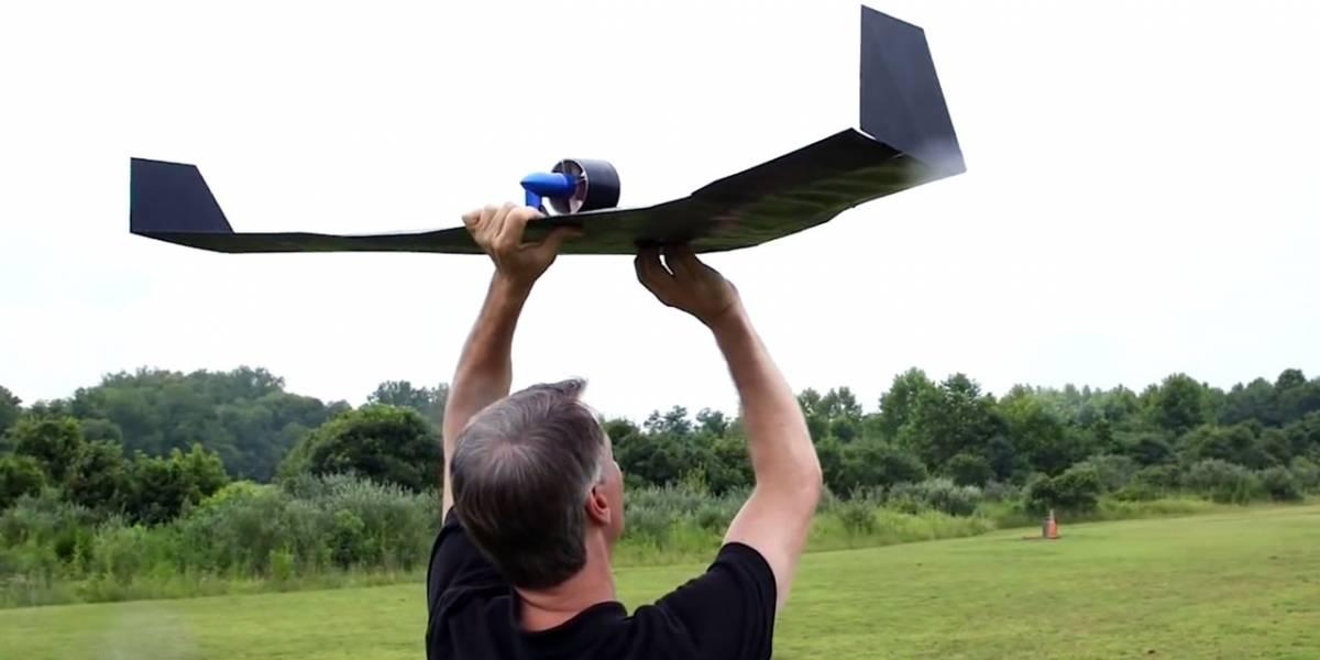 Razor, un dron militar impreso en 3D