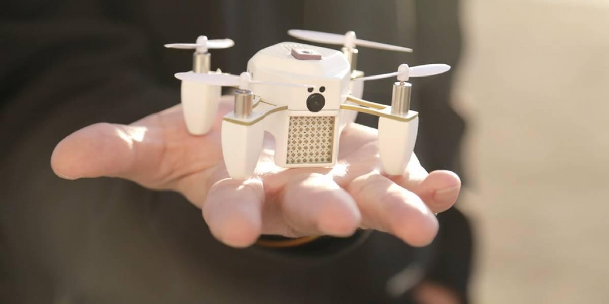 El mini dron Zano presenta problemas previos a su inminente lanzamiento