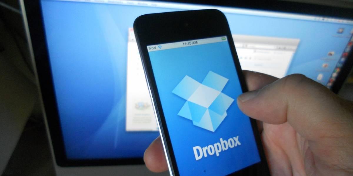 Busca archivos ocultos en Dropbox con Google