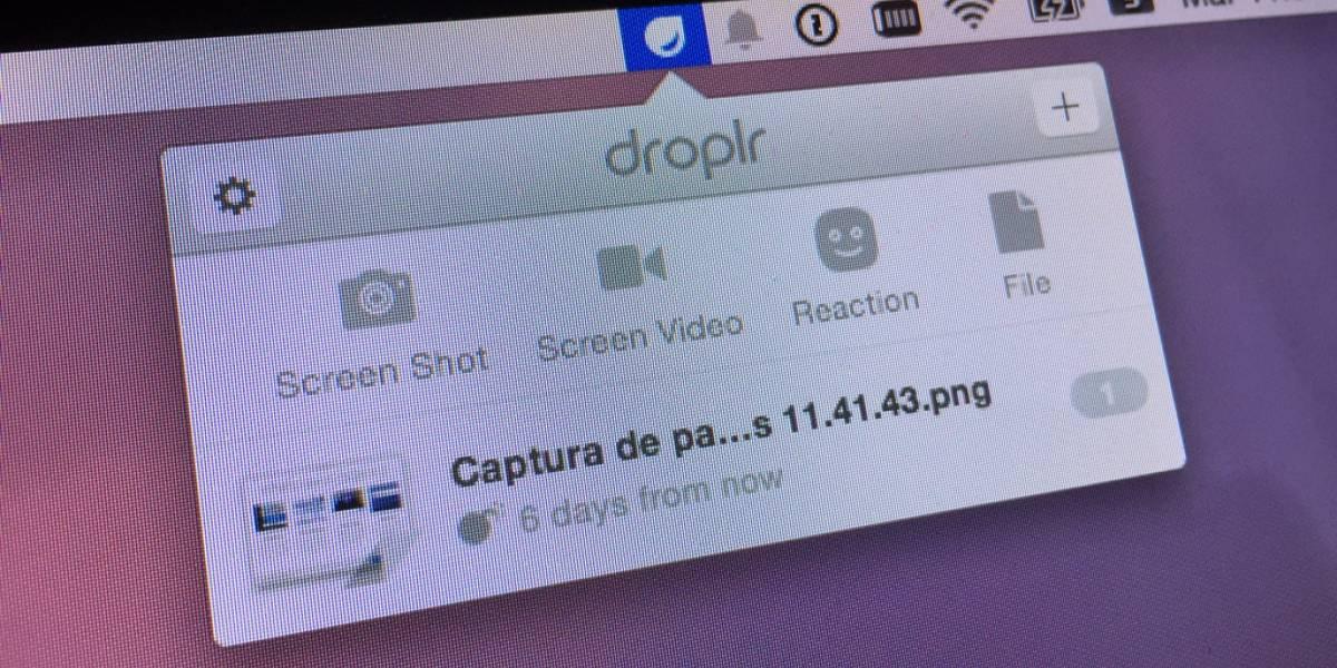 Droplr vuelve a ser gratuito pero destruyendo archivos