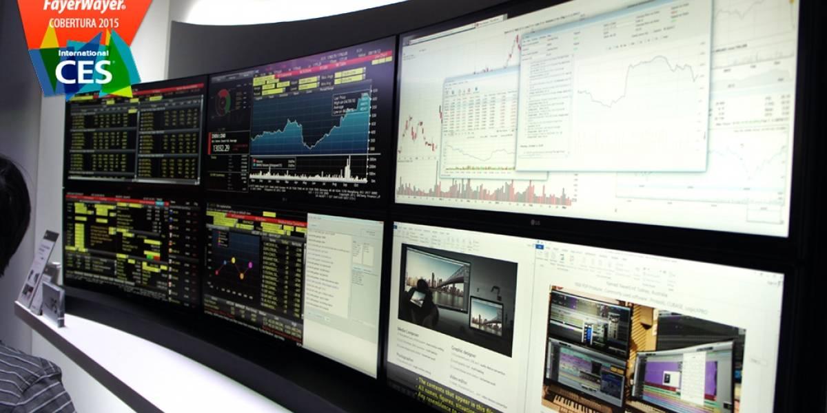 Monitores curvos que tener en cuenta para 2015