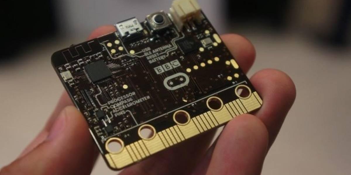 BBC diseñó microcomputador que regalará a un millón de niños para que aprendan a programar