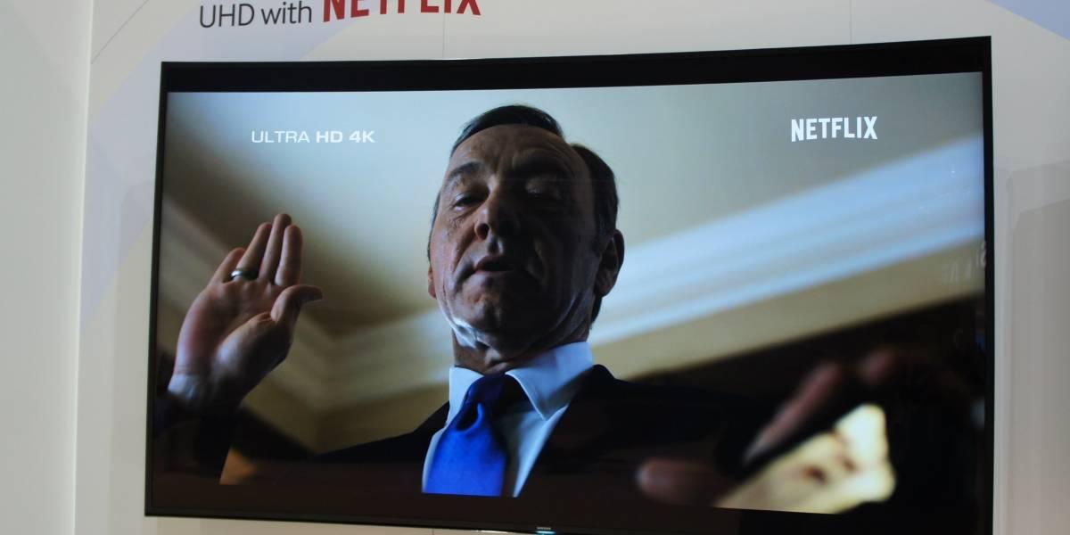 Contenidos en 4K ahora solo estarán disponibles para el plan de precios más caro de Netflix