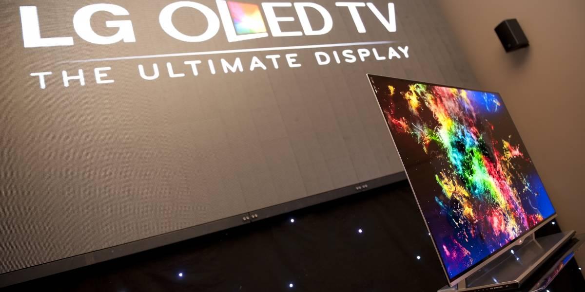 LG presenta la Tecnología OLED en Chile y anuncia nuevos formatos de TV Ultra HD