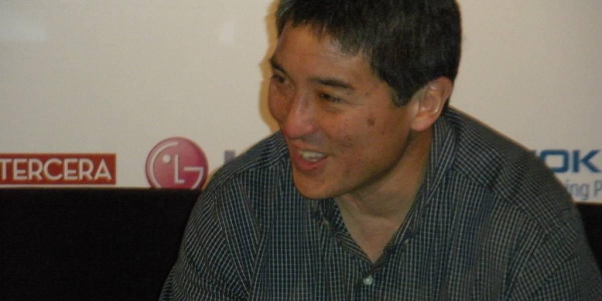 Emprendimiento y tecnología según Guy Kawasaki